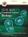 New Grade 9-1 GCSE Combined Science for AQA Biology Student Book with Online Edition (CGP GCSE Combined Science 9-1 Revision)