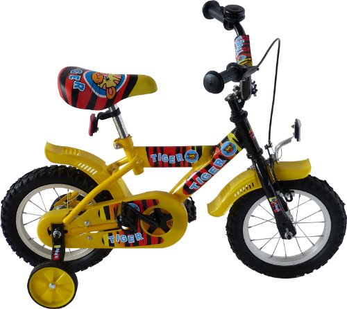 2Fast4You Kinder Fahrrad, Tiger, M, PC-1211