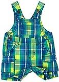 Kanz Baby-Jungen Latzhose, Mehrfarbig (y/d Check Multicolored 0002), (Herstellergröße: 68)