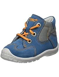 Superfit Softtippo - Zapatos de primeros pasos de cuero bebé