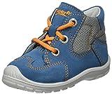 Superfit Baby Jungen Softtippo Sneaker, Blau (Denim Kombi), 20 EU