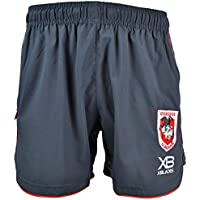 St. George Illawarra Dragons NRL Training Shorts 2018