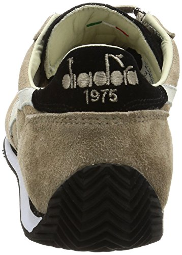 Diadora Heritage, Homme, Équipe Kidskin Stone, Suede / Cuir, Sneakers, Marron Marron