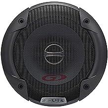 Alpine SPG-13C2 - Altavoces (200 W, 50 W RMS, 82 Hz - 20 kHz, 87.5 dB), negro