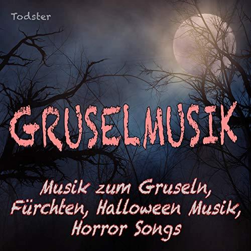 Gruselmusik Orgel: Back Tocatta Fuge in D-Moll (Orgel Halloween Musik Für)
