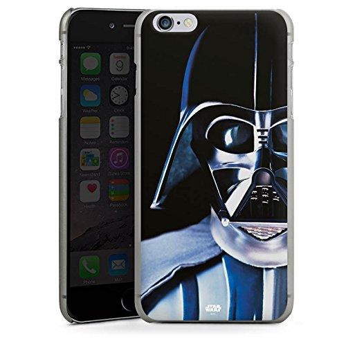 Apple iPhone 8 Hülle Case Handyhülle Star Wars Merchandise Fanartikel Lord Vader Hard Case anthrazit-klar