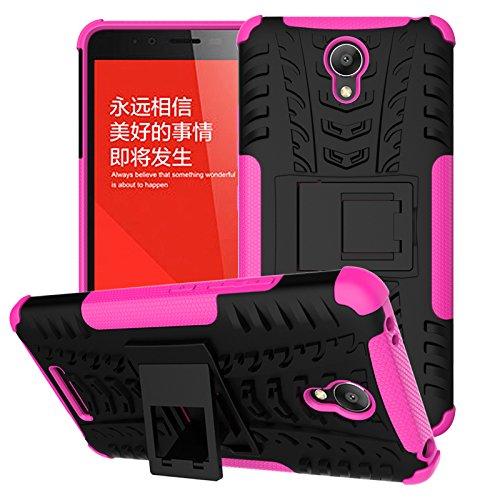0f58acbc191 BCIT XiaoMi RedMi Note 2 Cover Escabroso Durable Estuche Protector TPU/PC  Funda Carcasa Case