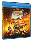 Tadeo Jones 2: El Secreto Del Rey Midas (BD 3D + BD) [Blu-ray]