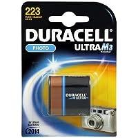 Duracell Ultra Photo 223 Litio 6V