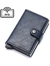 UNYU RFID Credit Card Holder - Cartera para hombre Hombre