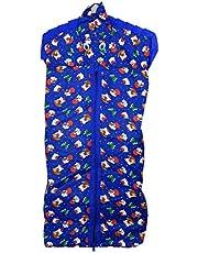 Kuber Industries™ Baby Almirah.Baby Cloths & Toys Storage Almirah,Multipurpose Almirah Blue (with Attached Hanger) KI19649