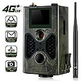 SXZHSM Jagd-Spielkamera Infrarot-Sensor Nachtsicht MMS Outdoor Szene Anti-Diebstahl Überwachungskamera Video Digitalkamera Jagdkamera