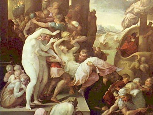 Lais Puzzle Francesco Primaticcio - - - Vol d'Hélène 100 Pieces | Shopping Online  62a646