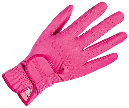 Uvex Kinder Sportstyle Kid Kinderreithandschuh, pink, 4
