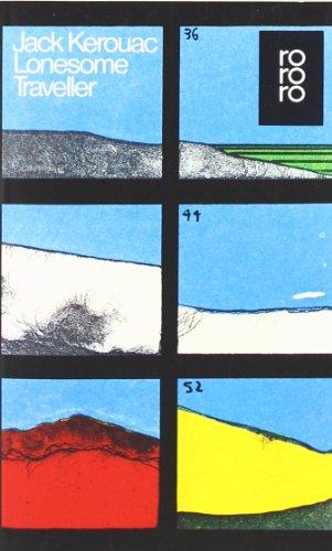Buchseite und Rezensionen zu 'Lonesome Traveller' von Jack Kerouac