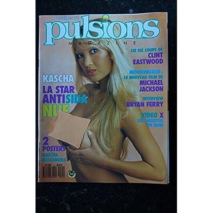 PULSIONS 11 MICHAEL JACKSON KASCHA NUDE COQUINE SENSUEL