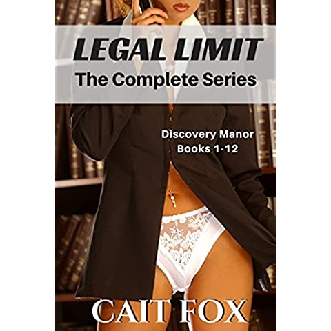 Legal Limit: The Complete Series (Books 1-12) (Discovery Manor) (English