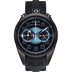 Bomberg NS44CHPGM.0085.2 1968 collection Watch - Swiss Made - 44 mm