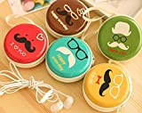 Macho (PACK of 2) Pouch bag purse holder Organiser Storage Box Accessories kit Mini Wallet case Pouch For Earphone Earphones Coins Pills Memory Card Pendrive Jewllery Earings rings Womens Women's Girls Mens Men's gifts girls Organisers Jewllery Box Accessories kit Mini Wallet Purse Organiser bag Case Pouch case For Earphone Earphones case pouch (Random Prints)