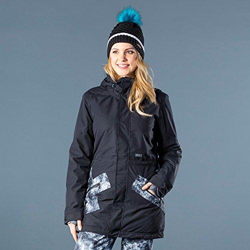 Chiemsee Damen Ski Jacke Olivera Meteor