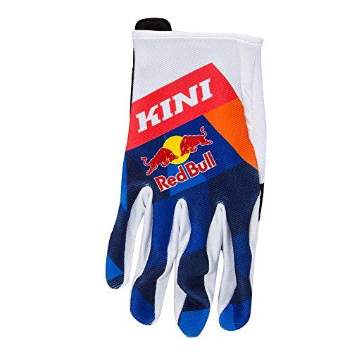 Kini Red Bull Kids Handschuhe Vintage Blau Gr. L