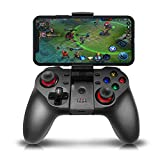CHENGDAO Mobile Smartphone Game Controller Wireless kompatibel iPhone, iPad, iOS, Android, Tablet