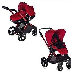 Jané 5478 S53 - Silla de paseo, color rojo
