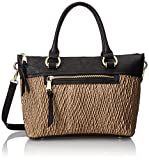 London Fog Felicity Satchel Top Handle B...
