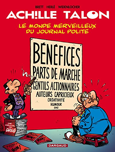 Achille Talon, volume 46 : Le Monde merveilleux