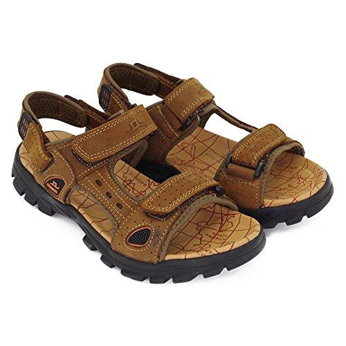 en Sommer Outdoor Schuhe Männer Vans Plateau Sparco Mokassins Oxford für Buffalo Sneaker Herr Strand Weinrot Birkenstock Braun 41 (Vans-jungen-sale)