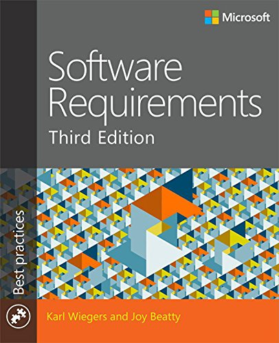 Software Requirements (Developer Best Practices) (English Edition)