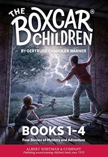 The Boxcar Children Mysteries Boxed Set #1-4 (English Edition)