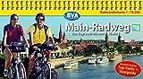 Kompakt-Spiralo BVA Main-Radweg Von Bayreuth bis zum Rhein Radwanderkarte 1:75.000 -