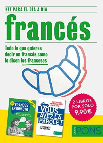 Kit para el día a día Francés Pons Idiomas