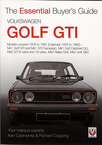 VW Golf GTI (Essential Buyer's Guide) por Richard Copping