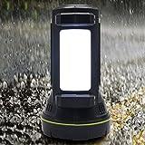 YGQersh Camping en Plein air randonnée Torche de Lampe de Poche lumière Travail Lumineux Rechargeable LED