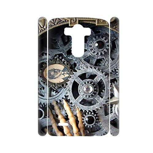 Babu Building Women Kreativ Abs Fälle Drucken Clock Wheel Zum Optimus G3 (Lg Fall Tmobile G3)