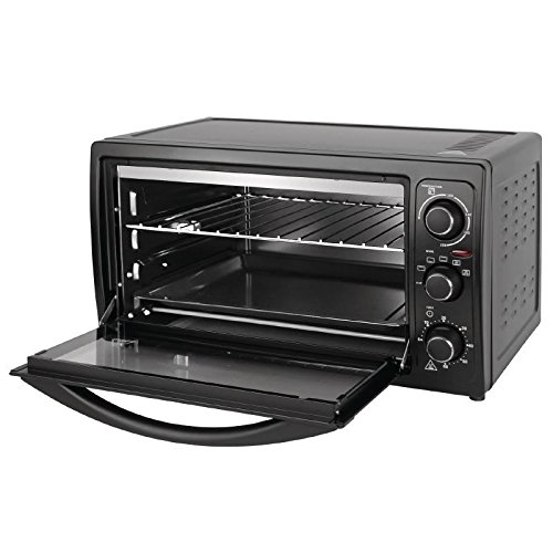 510pRE0kjyL. SS500  - Caterlite Mini Oven Rotisserie Convection Function 38ltr Cooking Machine