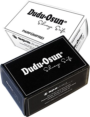 Dudu Osun - Kennenlernset Schwarz/Weiß 25g (1xfragrancefree & 1xfragrance)