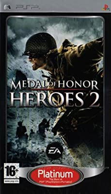 Medal Of Honor Heroes 2 Platinum (PSP) by Electronic Arts