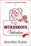 A Murderous Valentine (The Admiral Shackleford Mysteries Book 1)