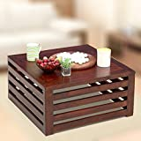 Ikiriya CTW0008 Coffee Table (Brown)