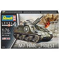 "03216 - Revell - 105 mm M-7 ""Priest"", 116 piezas"