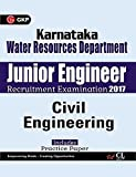 #10: Karnataka Water Resources Department Junior Engineer Civil Engineering 2017