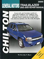 Chilton General Motors Trailblazer 2002-2009