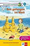 Die kleinen Lesedrachen: Ben gefangen im Watt, 2. Klasse