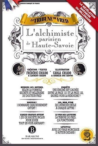La Tribune de Fred - Tome 2 - l'Achimiste Parisien de Haute-Savoie