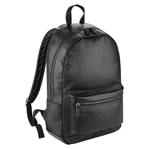 Zaino Fashion Bag in Ecopelle - Black