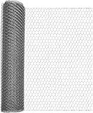 Windhager 06576Hühnerdraht sechseckig grau 0,50x 10m