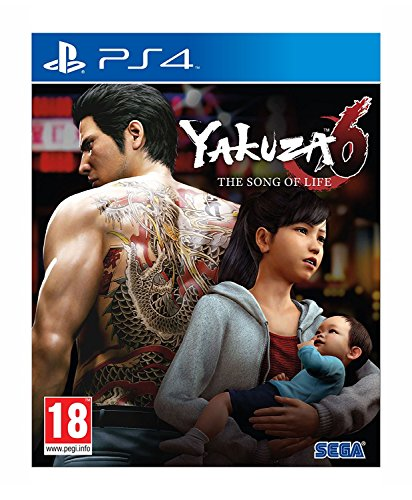 Yakuza 6: The Song of Life (PS4) (輸入版)